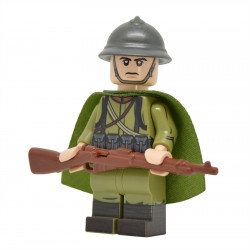 United Bricks - WW1 Italian Soldier Minifigure Lego