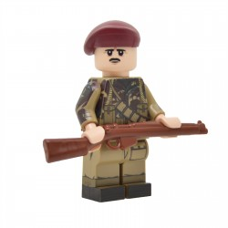 United Bricks - WW2 British Airborne Paratrooper Minifigure Lego