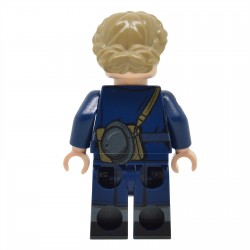 United Bricks - Membre de la WAAF Britannique WW2 Minifigure Lego