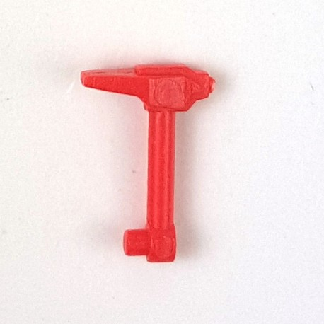 Lego Accessories Minifigure Clone Army Customs - ARC Antenna (Red)