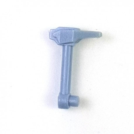 Lego Accessoires Minifigure Clone Army Customs - ARC Antenna (Sand Blue)