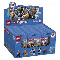 LEGO® Minifigure 71024 - Boite complète de 60 sachets - Série Disney 2