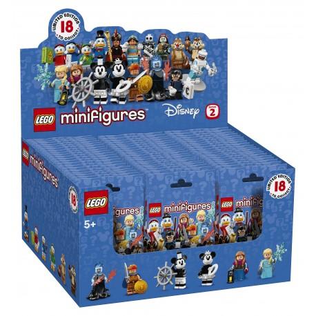 LEGO® Minifigure Disney Series 2- box of 60 minifigures - 71024