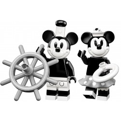 LEGO® Disney Series 2 - Minnie & Mickey Mouse Vintage - 71024