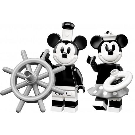 LEGO® Disney Series 2 - Minnie & Mickey Mouse Vintage - 71024