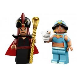 LEGO® Disney Série 2 Minifigures - Jafar & Jasmine (Aladdin) 71024