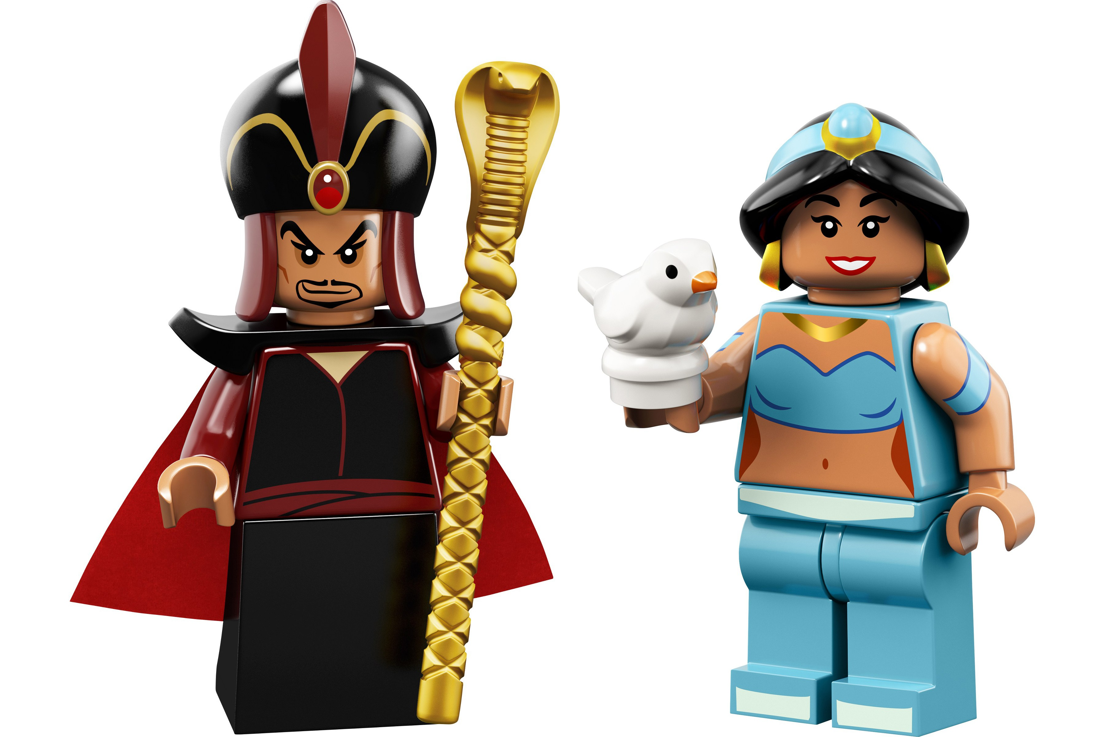 Disney Lego Minifigure Series 1 Aladdin