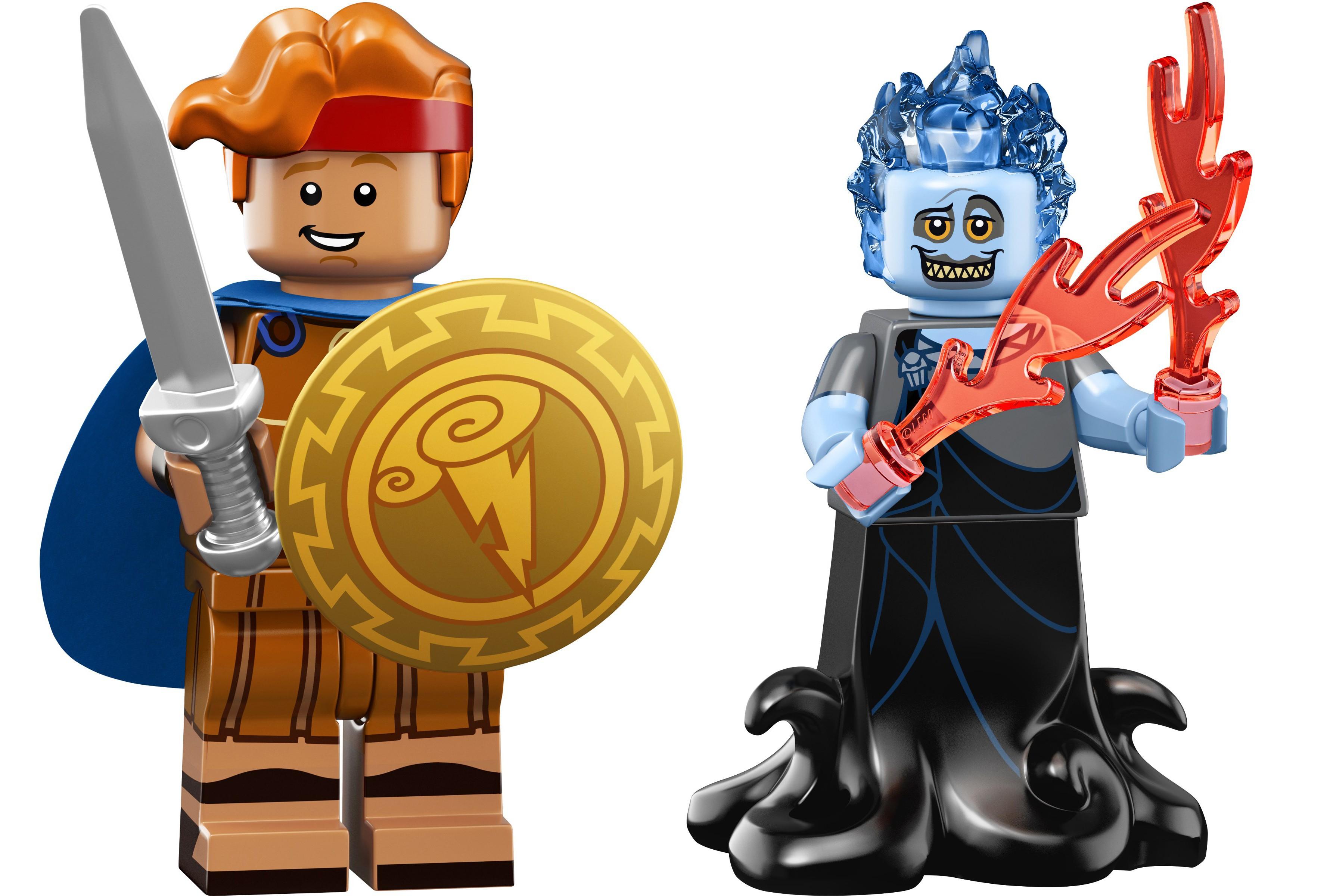 Hades Lego 71024 Disney Series 2 Minifigure