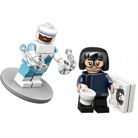 LEGO® Disney Série 2 Minifigures - Edna Mode & Frozone (Les Indestructibles) 71024