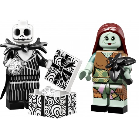 LEGO® Disney Series 2 - Jack + Sally Minifigures - 71024