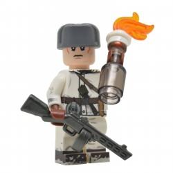 Lego United Bricks - Winter War Finnish Infantry Minifigure