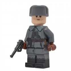 United Bricks - WW2 NCO Finlandais Guerre d'Hiver Minifigure