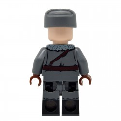 United Bricks - Winter War Finnish NCO Minifigure