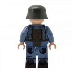 United Bricks - WW1 Austro-Hungarian Soldier Minifigure