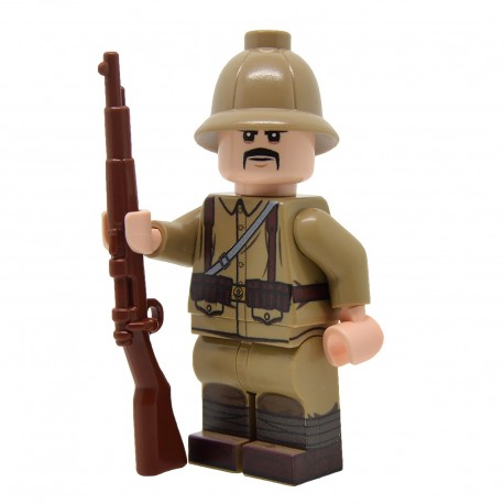 United Bricks - WW1 Ottoman Soldier Minifigure