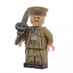 United Bricks - WW2 Long Range Desert Group (LRDG) Minifigure