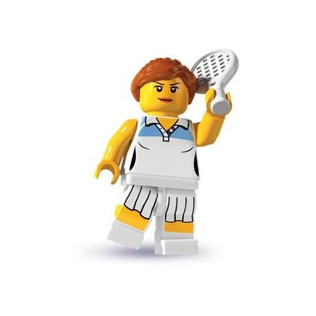 une joueuse de tennis