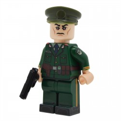 United Bricks - Chinese People's Armed Police Minifigure
