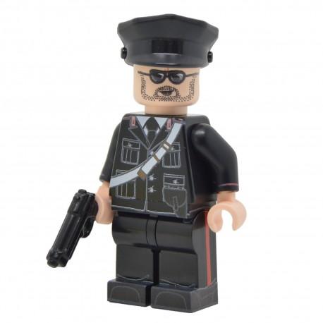 United Bricks - Carabinieri Italien Minifigure