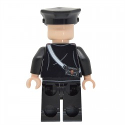 United Bricks - Carabinieri Italien Minifigure