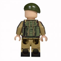 United Bricks Commando Britannique WW2 LEGO Minifigure