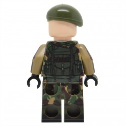 United Bricks - Falklands War British British Commando Minifigure