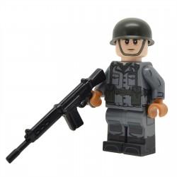 Lego United Bricks - Infanterie Argentine de la Guerre des Malouines Minifigure