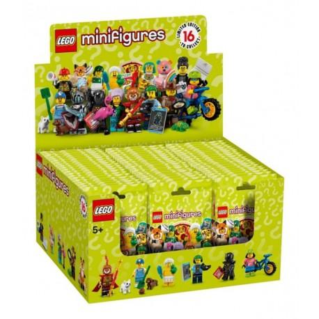 LEGO® 71025 - Boite complète de 60 sachets - Série 19