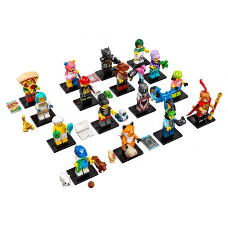 LEGO® Série 19 - 16 Minifigures - 71025