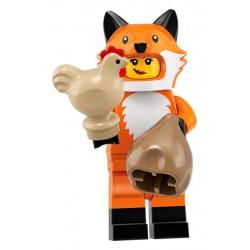 LEGO® Minifig - la fille en costume de renard 71025