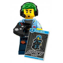 LEGO® Minifig - le champion de jeu vidéo 71025