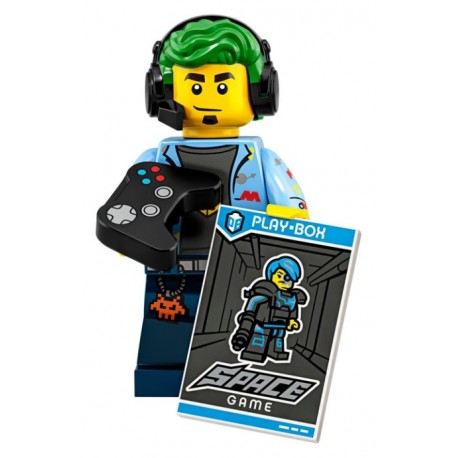 LEGO® Minifig - Video Game Champ 71025