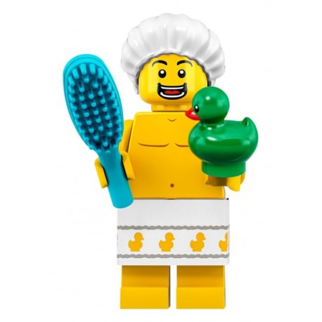 LEGO® Minifig - Shower Guy 71025