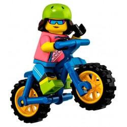 LEGO® Minifig - la vététiste 71025