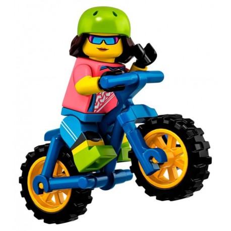 LEGO® Minifig - Mountain Biker 71025