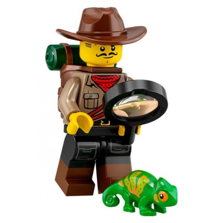 LEGO® Minifig - Jungle Explorer 71025