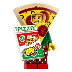 LEGO® Minifig - le type en costume de pizza 71025