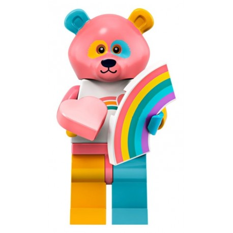 LEGO® Minifig - Bear Costume Guy 71025