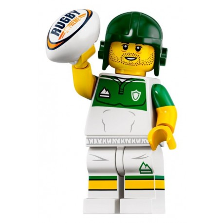 LEGO® Minifig - Rugby Player 71025
