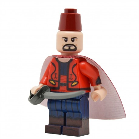 Lego United Bricks - Spahi français Minifigure