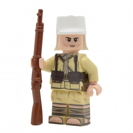 Lego United Bricks - WW2 French Foreign Legion (Desert)