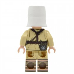 Lego United Bricks - WW2 French Foreign Legion (Desert)