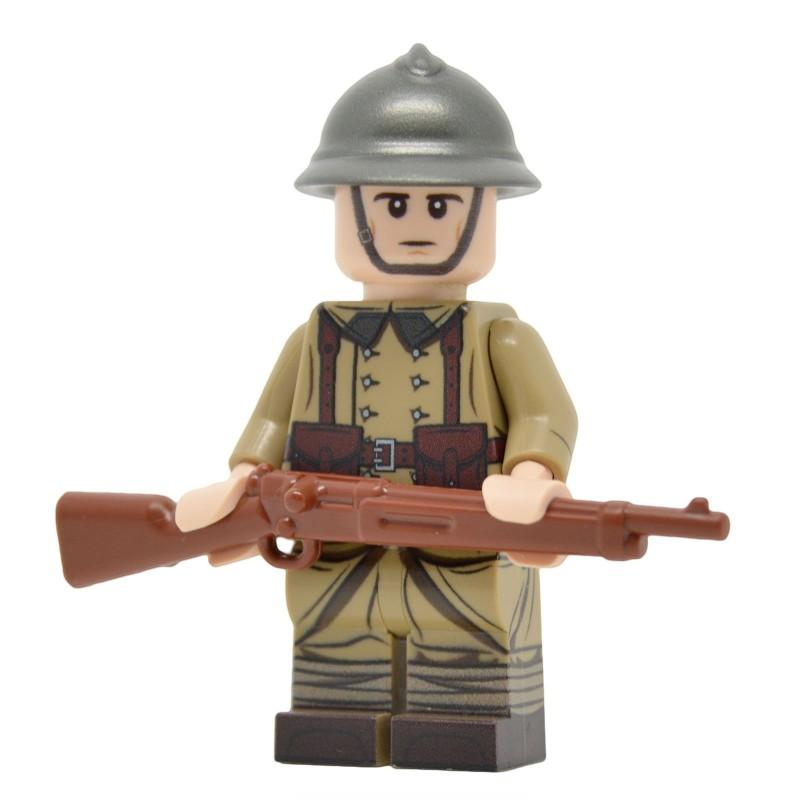 Adrian Helmet for Lego Minifigures accessories