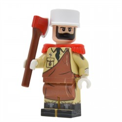 Lego United Bricks - French Foreign Legion Pioneer (Dress Uniform)