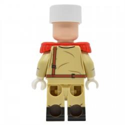 Lego United Bricks - French Foreign Legion Pioneer (Dress Uniform)