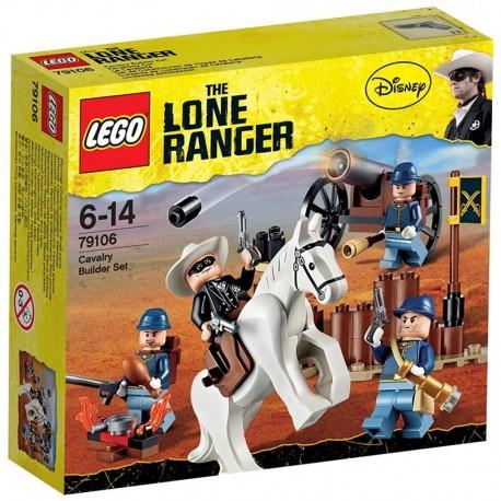 79106 - Cavalry Builder Set