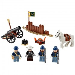 79106 - Cavalry Builder Set