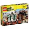 Lego The Lone Ranger 79109 - Le village Western (La Petite Brique)