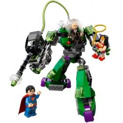Lego SUPER HEROS 6862 - Superman contre Lex Luthor (La Petite Brique)