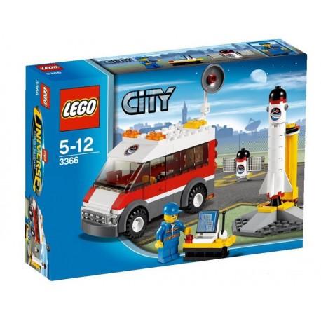 3366 - L'aire de lancement